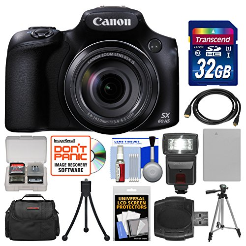 canon-powershot-sx60-hs-wi-fi-digital-camera-with-32gb-card-case-flash-battery-tripods-kit