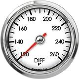 Speedhut GL26-DT01 Diff Temp Gauge 120-260F, 2-5/8''