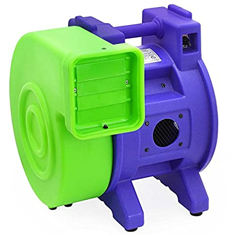CFM PRO Commercial Inflatable Bounce House Blower - 2 HP - Bounce Houses Water Slides