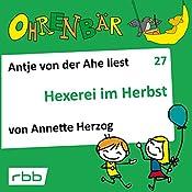 Hexerei im Herbst (Ohrenbär 27)   Annette Herzog