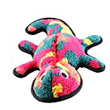 IFOYO Durable Plush Squeaky Camouflage Dinosaur Dog Toy, Halloween Christmas Dog Toy