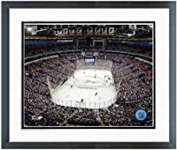 "St. Louis Blues Scottrade Center NHL Arena Photo (Size: 12.5"" x 15.5"") Framed"