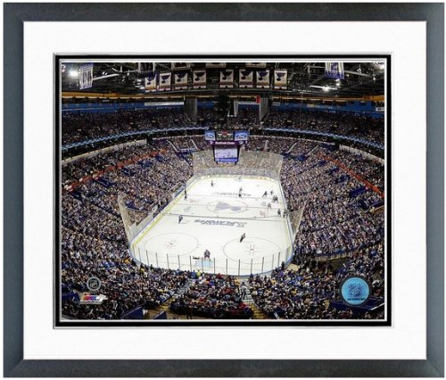 St  Louis Blues Scottrade Center Nhl Arena Photo  Size  12 5  X 15 5   Framed