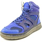 (US) Puma Mens McQ Move Mid Alexander McQueen Blue Leather Size 11 Athletic Sneakers