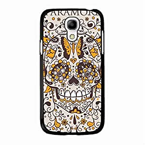 Samsung Galaxy S4 Mini Case Cover Shell Unique Skull Art Pattern Design Pop Rock Group Paramore Phone Case Cover Paramore Stylish