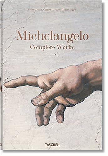 michelangelo complete works xl