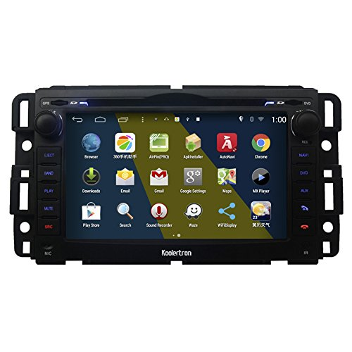 Koolertron 7 inch HD Android 4.4.4 Car DVD Player GPS Nav...