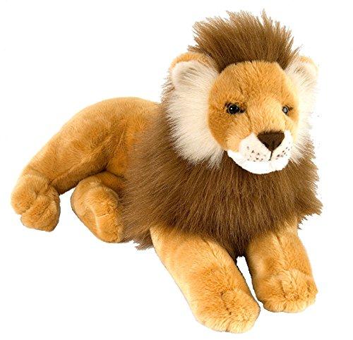 "Wild Republic 16"" Male Lion Soft Toy Animal"