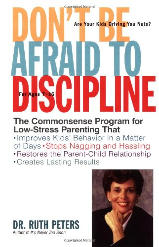 Don't Be Afraid To Discipline