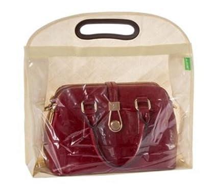 0710df2719d7 Amazon.com: Mvchif Dust Cover for Handbag Hanging Tote Storage ...
