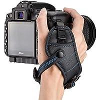 JJC Camera Hand Grip Strap DSLR Wrist Strap for Canon 7D 6D 5D 5Ds 5Ds R 1Dx T7 T6 T5 T3 T7i T6s T6i T5i SL2 SL1 80D 77D Nikon D5 D4s D4 D850 D810 D3400 D7500 D7200 D5600 D5500,etc