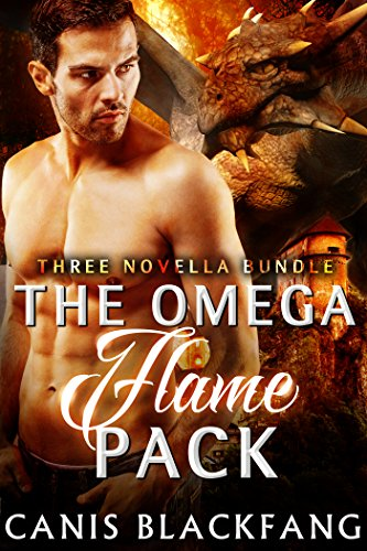 The Omega FLAME Pack - M/M Mpreg Dragon Romance (3 Novella Bundle)