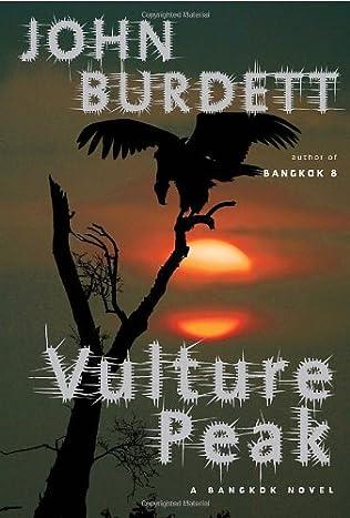 book cover of Vulture Peak