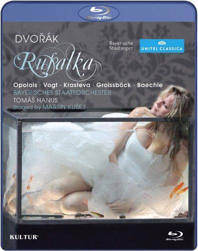 Rusalka - Dvorak - Blu-Ray