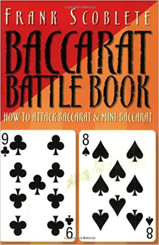 Baccarat books pdf world series of poker pollack