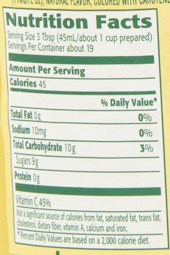 Robinson's Orange Barley Water, 28.7-Ounce (Pack of 4) by Robinsons (Image #2)