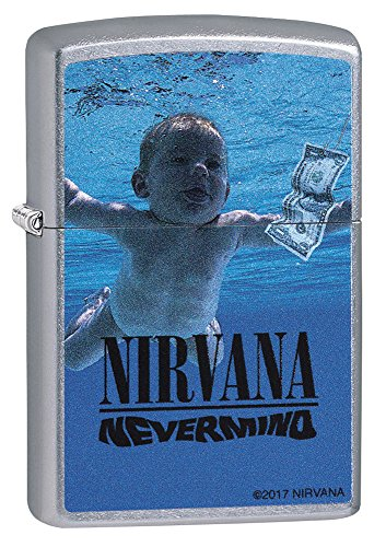 Zippo 29713 Nirvana Street Chrome Lighter