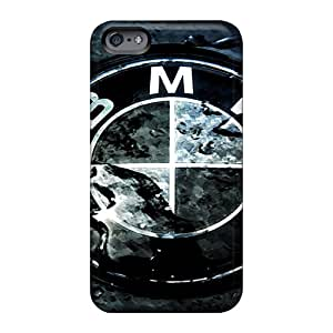 Anti-Scratch Hard Phone Cases For Apple Iphone 6 Plus (Dku27920MJKd) Support Personal Customs Fashion Carbon Embleme Bmw Skin