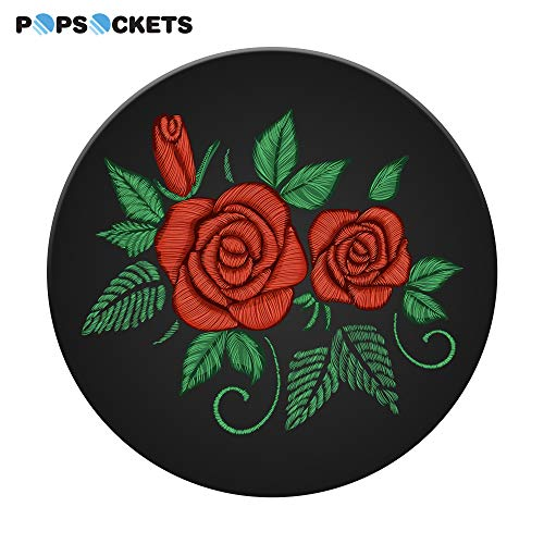 PopSockets: Collapsible Grip & Stand for Phones and Tablets - A Wed Rose