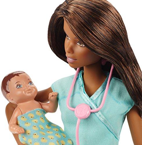 Barbie Careers Baby Doctor Doll Playset Brunette Buy