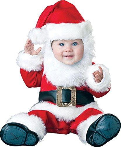 Santa Baby Infant Costumes - Santa Baby Baby Infant Costume -