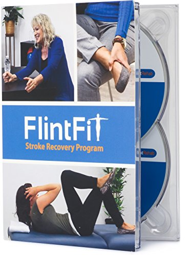 FlintFit Stroke Recovery Exercises: Therapy Videos for Hands, Arms, Core, and Legs by FlintFit (Image #1)