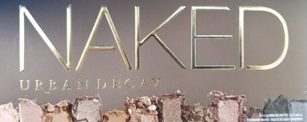 UD Naked Eyeshadow Palette Original - 100% Authentic