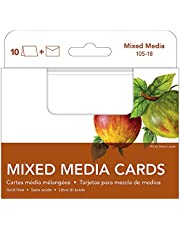 Strathmore STR-105-18 Mixed Media Announcement Cards (10 Pack)