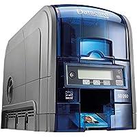 Datacard SD260 Single Sided ID Card Printer Simplex ISO Magnetic Stripe 100-Card Input Hopper (H1.M1) 535500-004