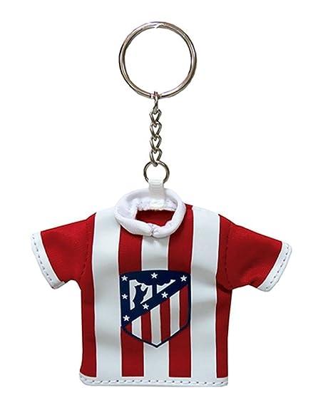 Gemelolandia Llavero Camiseta Escudo Nuevo Atlético de ...
