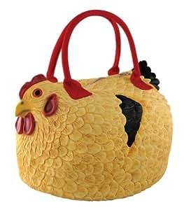 "Rubber Chicken Purse - The ""Hen Bag"" Handbag"