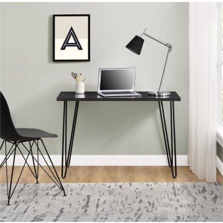 Retro Desk, Multiple Colors, HOme And Office Furniture, Made From Laminated  Particleboard,