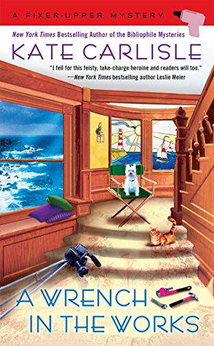 A Wrench in the Works (A Fixer-Upper Mystery Book 6)