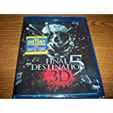 Final Destination 5 3D (Blu-ray 3D + Blu-ray + UltraViolet Digital Copy Combo Pack)