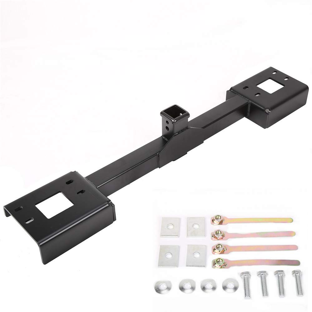 EGO BIKE 65022 Front Mount Trailer Receiver Hitch for 99-07 Ford F-250/350 Super Duty by EGO BIKE