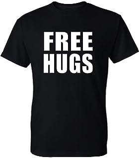 6b4ab2835 Amazon.com: Superb Selection Free Hugs T-Shirt: Clothing