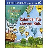 Der Kinder Brockhaus Kalender für clevere Kids 2020 12,5x16cm
