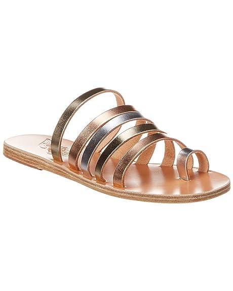 Greek Sandalo Sandals PelleTaglia Ancient UkAmazon In Niki it rCQdshtx