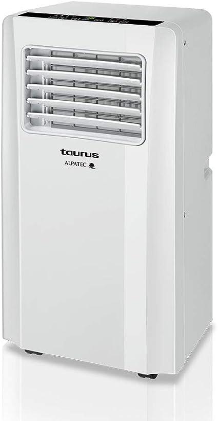 Taurus AC 2600 KT - Aire acondicionado portátil 3 en 1 (frío ...