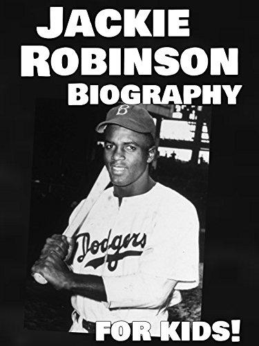 Jackie Robinson Biography For Kids