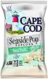 Cape Cod Sea Salt Popcorn, 4.4 Ounce (Pack of 12)