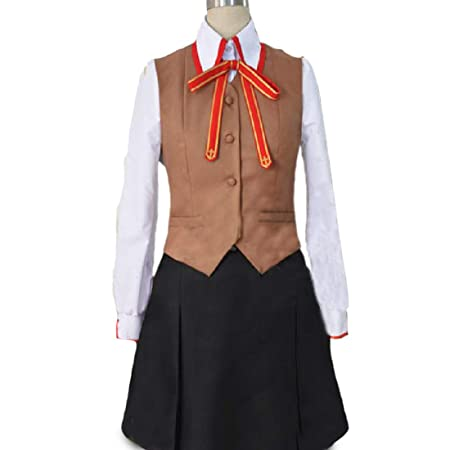 YKJ Anime Cosplay Disfraz Disfraz De Halloween Uniforme Escolar ...