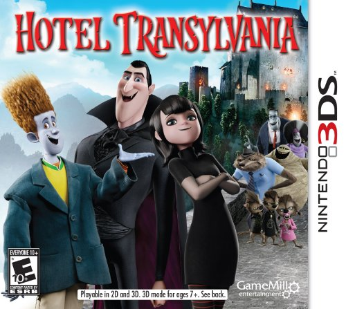 3ds hotel transylvania - 1