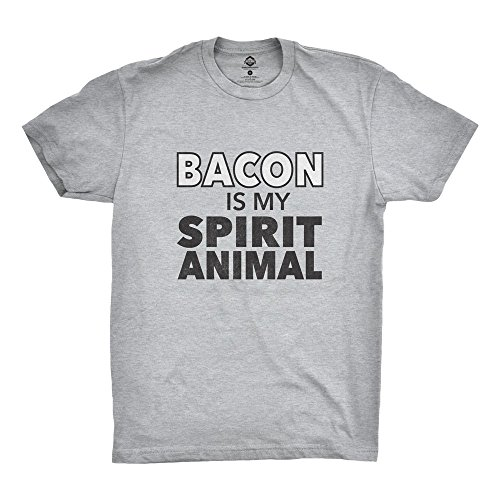 Bacon Is My Spirit Animal T-Shirt | Shirt for Bacon Lovers
