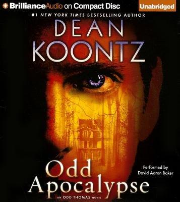 Odd Apocalypse[ODD APOCALYPSE 9D][UNABRIDGED][Compact Disc]