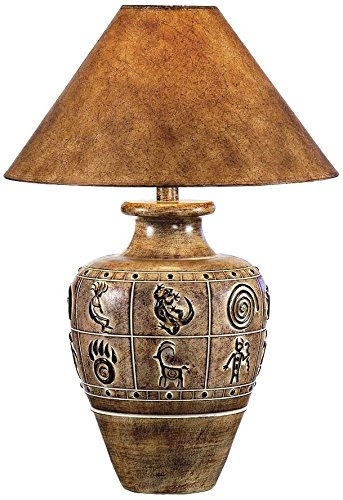 Traditional Design Torchiere Lamps - 6