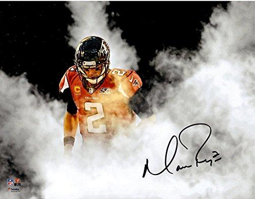 - Matt Ryan Atlanta Falcons Autographed 11