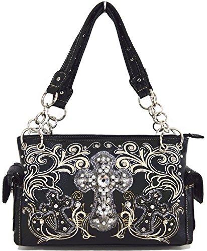 Dos 0001 Bag bag black Ds noir black Loisir black Combo Ky Blancho Sac À 1xAHHa