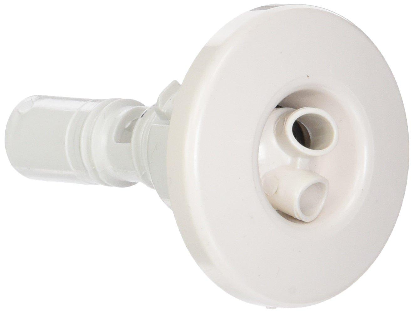 Waterway Plastics 806105221445 Smooth Face White Jet Internal Adjacent Cluster Storm Pulsator