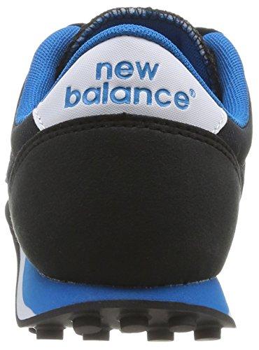 New Balance U410 D, Zapatillas Deportivos de Canvas, Unisex Negro (Mnwb Black)
